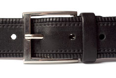 Trouser belt Stock Images