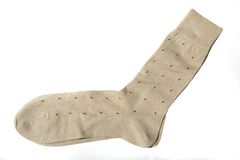 Trouser socks Royalty Free Stock Photo