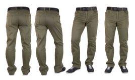 trousers fotografia de stock