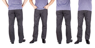 trousers imagens de stock royalty free