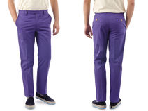 Trousers stock images