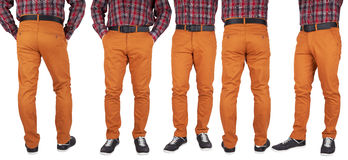 Trousers and shirt Stock Photos