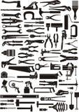 Trousse d'outils Photographie stock libre de droits