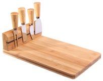 Trousse d'outils de cuisine D'isolement sur le fond blanc Photos stock
