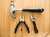 Trousses à outils de Lite Photo stock