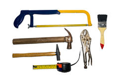 Trousses d'outils Photo stock