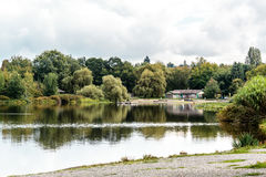 Trout Lake Park in Vancouver, Canada Royalty Free Stock Photo