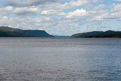 Trout River Pond Royalty Free Stock Photos