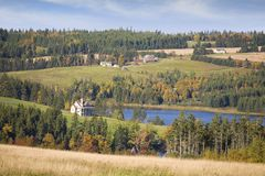 Trout River, Prince Edward Island Royalty Free Stock Photos