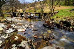 Troutbeck and bridge Stock Photography