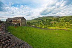 Troutbeck, Lake District Stock Images