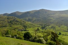 Free Troutbeck Valley Stock Photo - 99660100