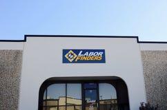 Trouveurs de travail, Memphis, TN photographie stock libre de droits