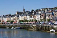 Trouville苏尔梅尔,法国(2) 免版税库存照片
