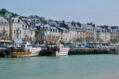 Trouville in Normandie Royalty Free Stock Photo