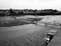 Trouville Port. In Normandy France Royalty Free Stock Photography