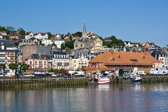 Trouville-sur-Mer, France Royalty Free Stock Photography
