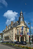 Trouville-sur-Mer Town Hall, France Royalty Free Stock Image