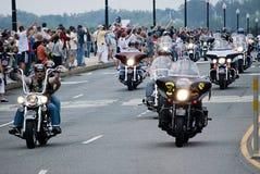 Trovão 2011 do rolamento, Washington, C.C. Imagens de Stock Royalty Free