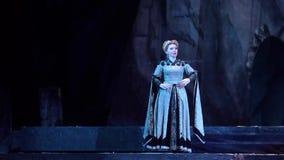 Trovador clásico de la ópera metrajes