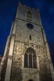 Troveje em Saltdean, Brigghton, parafusos azuis múltiplos Fotos de Stock Royalty Free