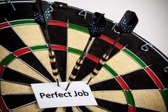 Trovi un job! fotografia stock