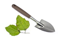 Trowel Stock Photo