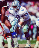 Troy Aikman. Former Dallas Cowboys QB Troy Aikman. Scanned from color slide Royalty Free Stock Images