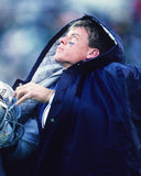 Troy Aikman. QB for the Dallas Cowboys. (Image taken from color slide Stock Photo