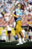 Troy Aikman UCLA Bruins royalty-vrije stock afbeelding