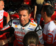 Troy Bayliss at the WDW 2010 event Stock Photo