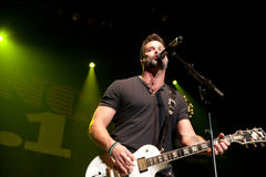 Troy Gentry Stock Image