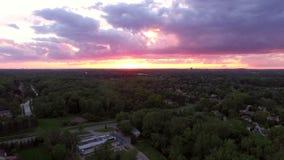 Troy Michigan Aerial