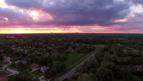 Troy Michigan Aerial