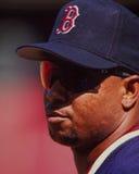Troy O'Leary, les Red Sox de Boston Photos stock
