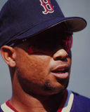 Troy O'Leary, les Red Sox de Boston Photo libre de droits