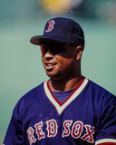Troy O'Leary, les Red Sox de Boston Image stock
