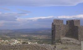 Troy - ruinas antiguas Foto de archivo libre de regalías