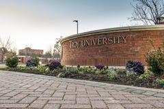 Troy University Montgomery Fotografering för Bildbyråer