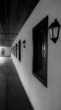 Troyan kloster Arkivfoton