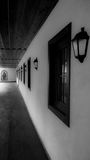 Troyan monastery stock photos