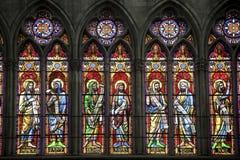 Troyes - cathédrale Image libre de droits