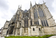 Troyes - Cathedral Stock Photography