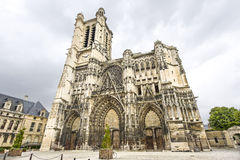 Troyes - Cathedral Stock Image