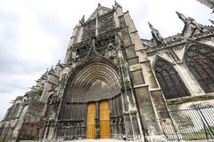 Troyes - Cathedral Stock Photos