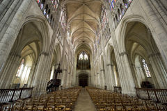 Troyes - Cathedral Royalty Free Stock Photography