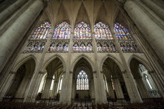 Troyes - Cathedral Stock Images
