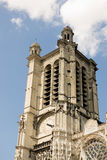 Troyes Cathedral, Shampagne, France Royalty Free Stock Image