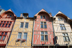 Troyes Royalty Free Stock Photos