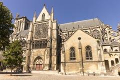 Troyes, Frankreich stockbilder